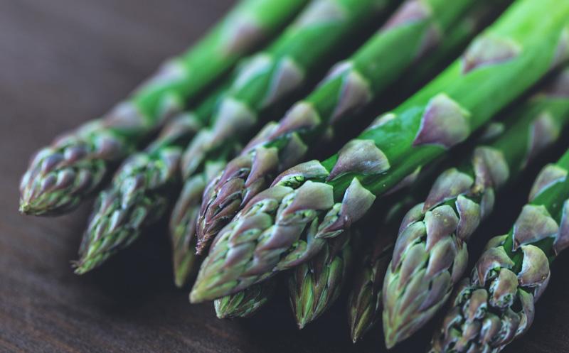 Leek & Asparagus Tart