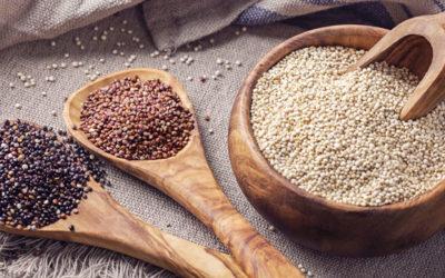 Cumin-Scented Quinoa Pilaf