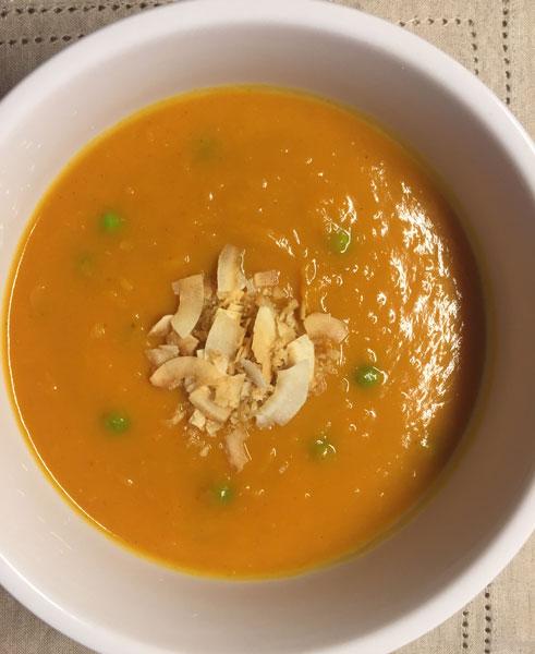 Coconut-Yam-Soup