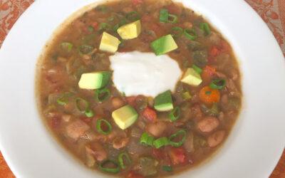 Cranberry Bean Chili